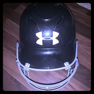 Under Armour youth baseball helmet